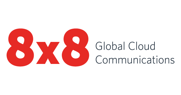 8x8 Global logo